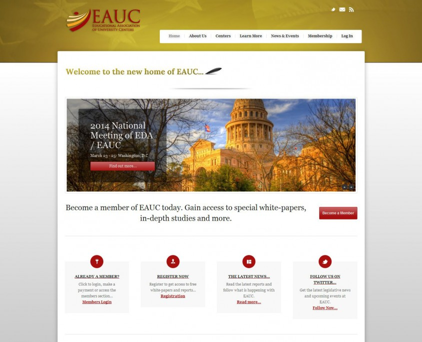 EAUC - Home Page