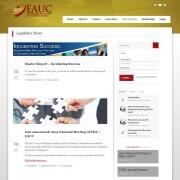 EAUC - Legislative News