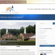 East Sylva Baptist Church - Home Web Page