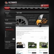 Ultimate Truck Accessories – Golf Carts
